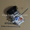 AIR CONDITIONING COMPRESSOR FOR ND447200-02040 447200-02040 ND44720002040 44720002040 WA200-3 D41P-6