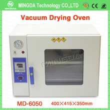 High Quality MD-6050 vacuum drying oven machine /Lab Drying Equipment (400*415*350mm) Vacuum drying machine