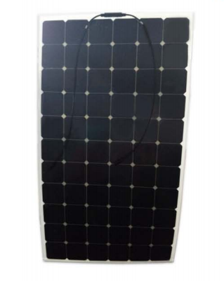 200w solar panel price semi flexible solar cell c60 sunpower