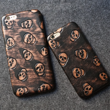 skull pattern ultra slim 3d silicone soft mobile phone case for huawei