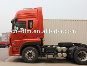Economic and strong horsepower Dongfeng DFL4180A5 4x2 Tractor /Tractor head