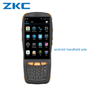 industrial computer hand held rugged handheld android pda data acquisition device