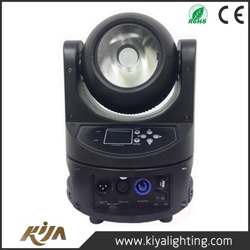 Professional for night club RGBW 4in1 60w led moving head beam light