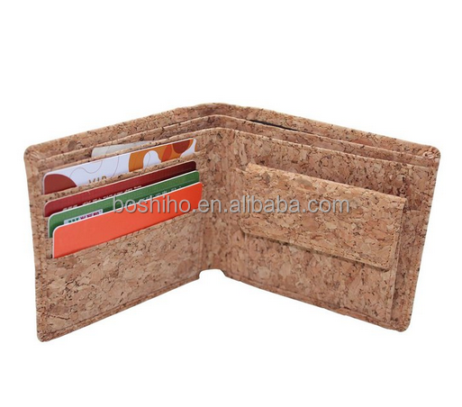 For Vegan Cork <strong>Wallet</strong> With Coin Case
