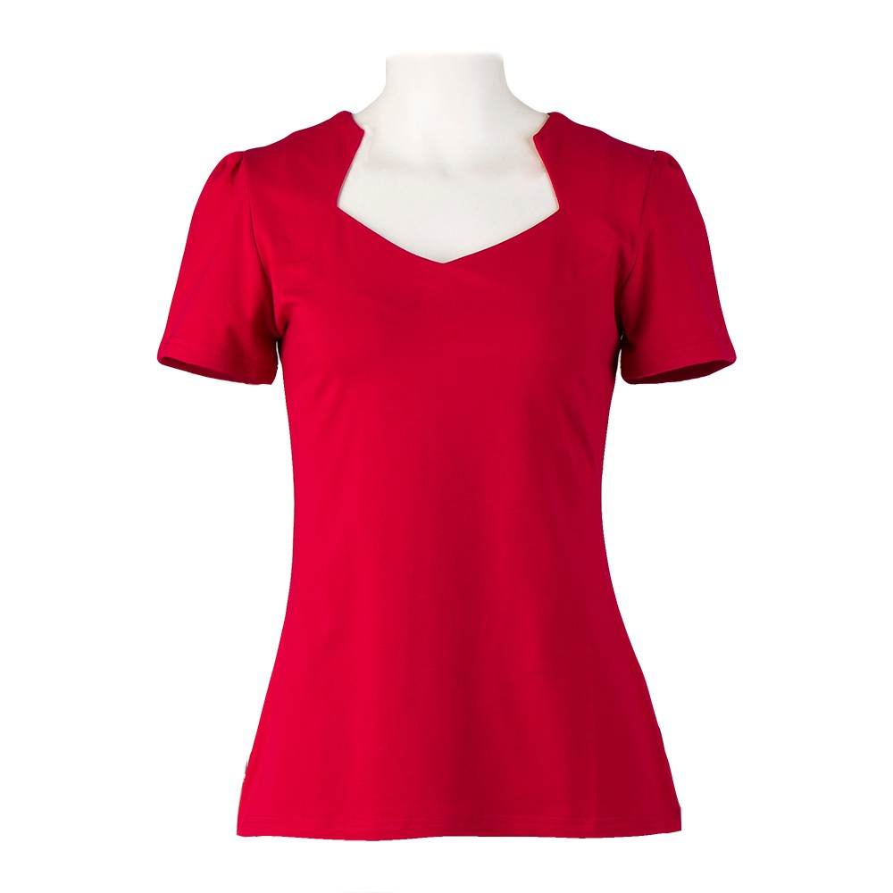 Online Latest Shirt Designs For Women European Style Rockabilly Pin
