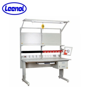 LN-TF03 adjustable workstation lab workbench ESD Workbench