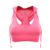 New Women Hooded Sports Bra Professional Shock proof Underwired Fitness and Yoga Bra
