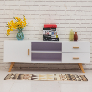 Living room modern wooden home hotel tv cabinet oak rustic tv stand television cabinet
