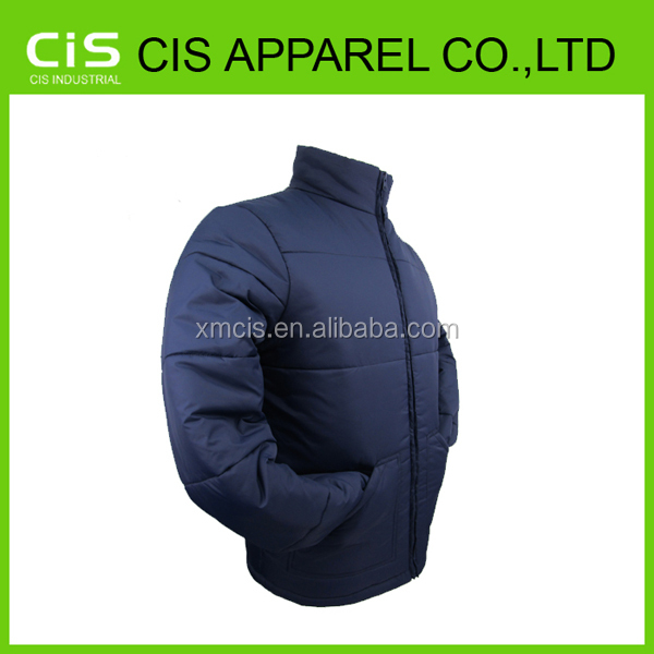 fashion style men down coat