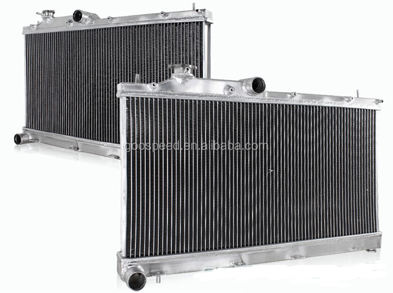 42mm Aluminum Auto Radiator for sti 2008+