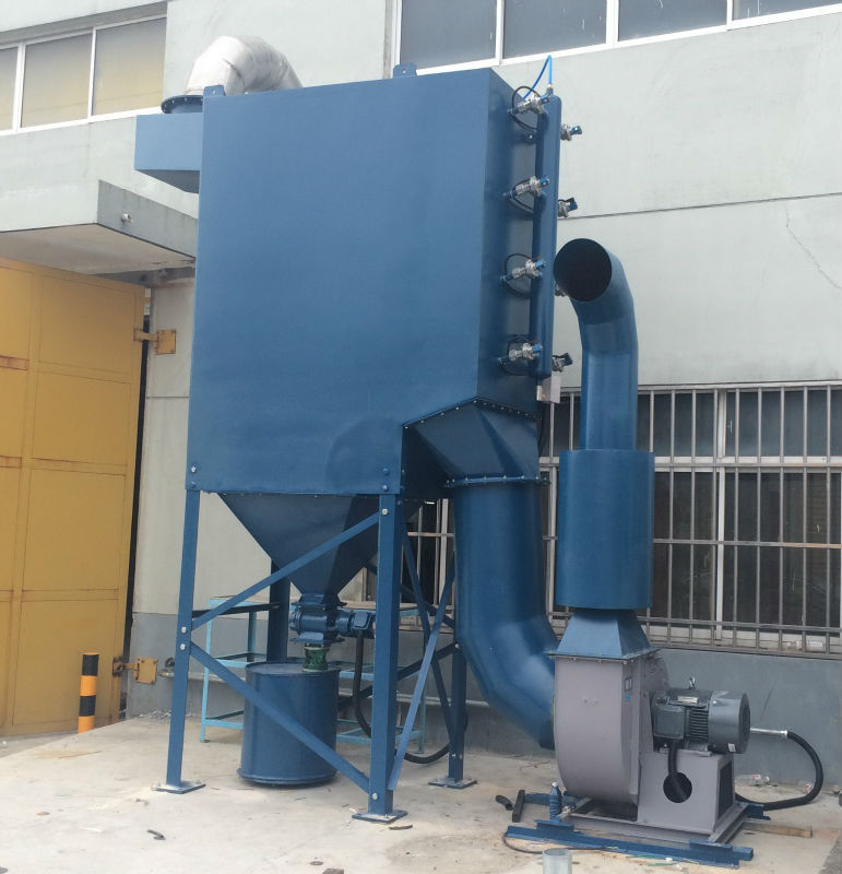FORST Electric Dust Filtering Industrial Smoke Dust Extractor