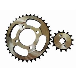 High precision CNC machining motorcycle sprocket kits, motorcycle sprocket