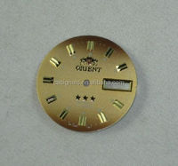 Etched and stamping metal watch accessories