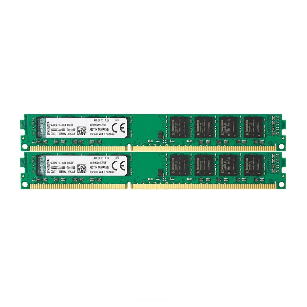 4GB DDR3 PC3-12800 1600MHz RDIMM Kingston KVR16LR11S8//4I Equivalent Memory RAM