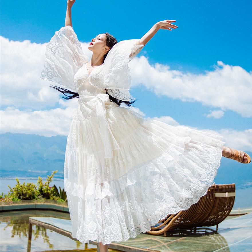2015 Spring Beach Greek Goddess Wedding Dress Open Back: Popular White Goddess Dress-Buy Cheap White Goddess Dress