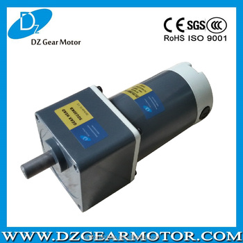 Best Sales Dc Electric Motor Double Shaft Buy Electric