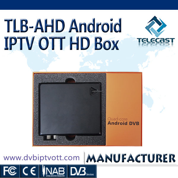 TLB-AHD Android Smart Iptv Box