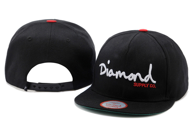 Get Quotations · Summer men s black solid snapback caps brand diamond  supply co bone male baseball cap men hip 6ae8ef69f49