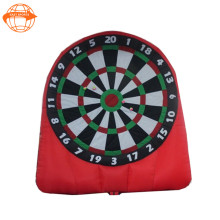 12ft Giant inflatable soccer dart board, inflatable dart game/inflatable soccer darts