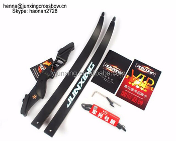 Junxing Archery F177 54 Inch Archery Practice Hunting Wholesale Recurve Bow