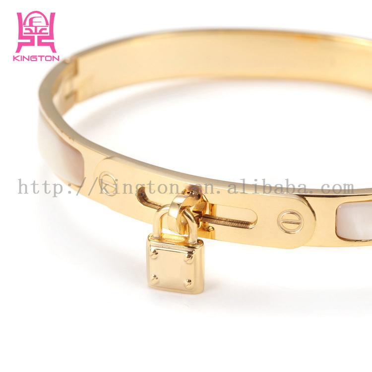 18k Gold Bangle Saudi Arabia Jewelry Latest Design Daily Wear Bracelet