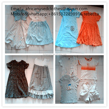 2017 year beautiful used clothing / secondhand clothing / used clothes baby light wear(0-5years) / baby wear clothes