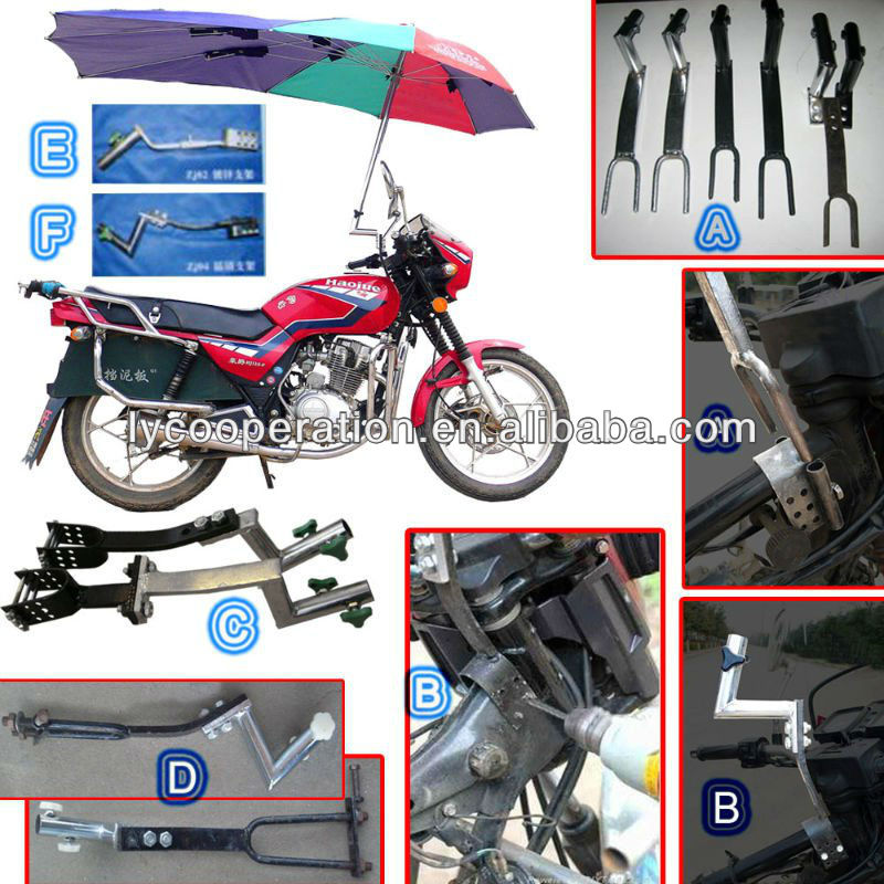 Electric Scooter And Bicycle rain Umbrella