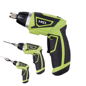 Powerful electric screwdriver for installation