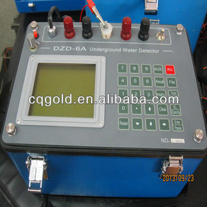 Electrical Deep Underground Water Finder and Mineral Detector with Software