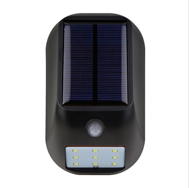 14 Led Flood Light Solar Sensor Light Sdx-sl20 Outdoor Motion ...