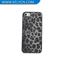 for apple iphone 4 water transfer printing blank hard plastic cell phone case
