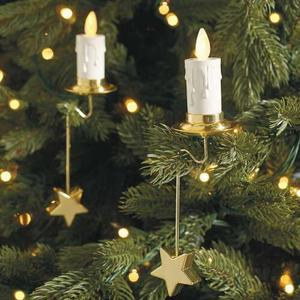 Flameleess Christmas Tree Decoration Led Flameless Candles