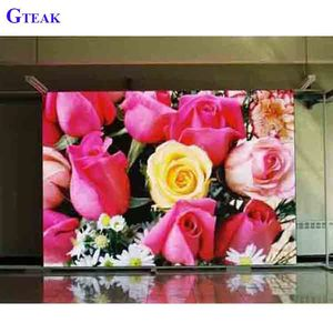 new inventions in china P4 indoor led tv display panel for the stage