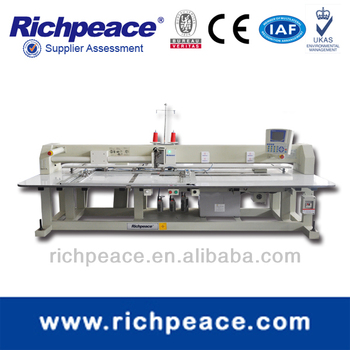 Richpeace Computerized Multi-Head Automatic Template Sewing Machine