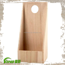 Legno Brochuer <span class=keywords><strong>Holder</strong></span>, <span class=keywords><strong>Flyer</strong></span> <span class=keywords><strong>Holder</strong></span>, contatore Top <span class=keywords><strong>Flyer</strong></span> Stand