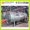 Using Rubber Processing 1- 10 tph Gas Oil fired Steam Boiler Prices