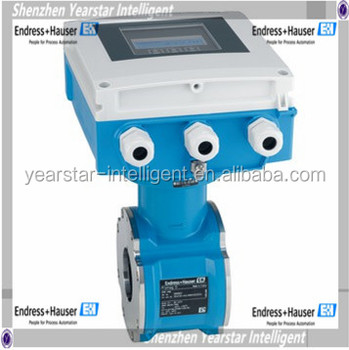 Endress Hauser Proline Promag D 400 Electromagnetic Flowmeter E+h - Buy  Electromagnetic Flowmeter,E+h,5d4c Product on Alibaba com