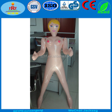 Pvc inflable femenino, Muñeca inflable