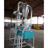 Low Price whole wheat flour mill plant on sale