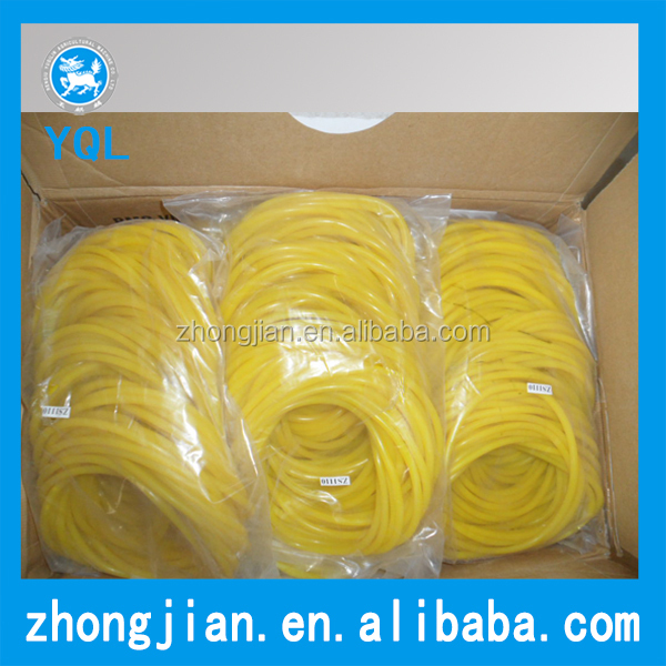 engine cylinder liner rubber O-ring yellow color