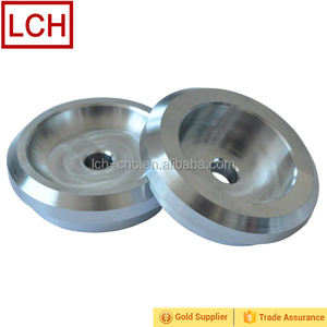 experienced China factory cnc machining parts for Subframe Bushings Billet Aluminum