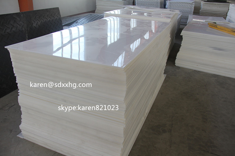 Heavy Duty Plastic Pp Plates Thin Hard Pp Plastic Sheets