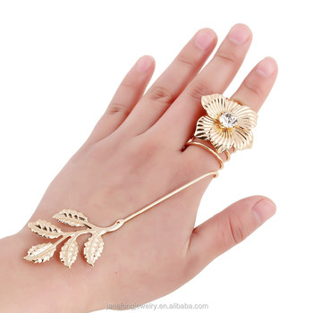 index finger rings gold finger ring without stone bear style little finger  rings