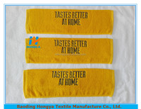 Wholesale Promotional Custom embroidered cotton beer bar towel