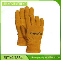 NFPA 1977 Wildland 2D Full Leather Fire Fighter Glove