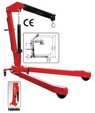 Hydraulic Lift Machine TR31002B with Max. Capacity 1ton and Min. Height 250mm