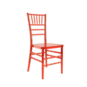 JOHOO best sell bamboo plastic chair colorful bamboo chairs for wedding