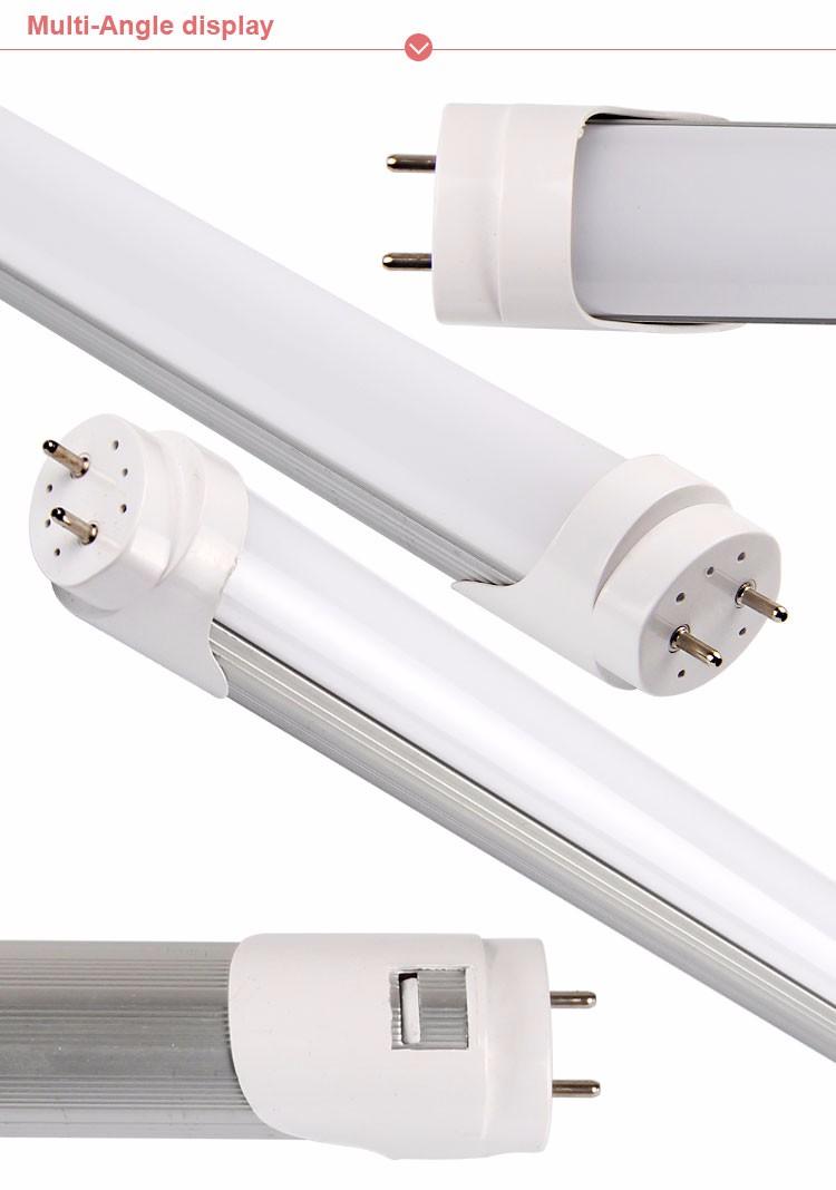 Energy Saving 80% 2700k 4500k 6500k Led Tube Light T8,Cheap 4 Feet ...
