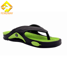 Cheap EVA beach sandals flip flop shoes men