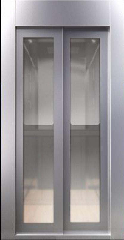 Glass Elevator Doors : Elevator door automatic